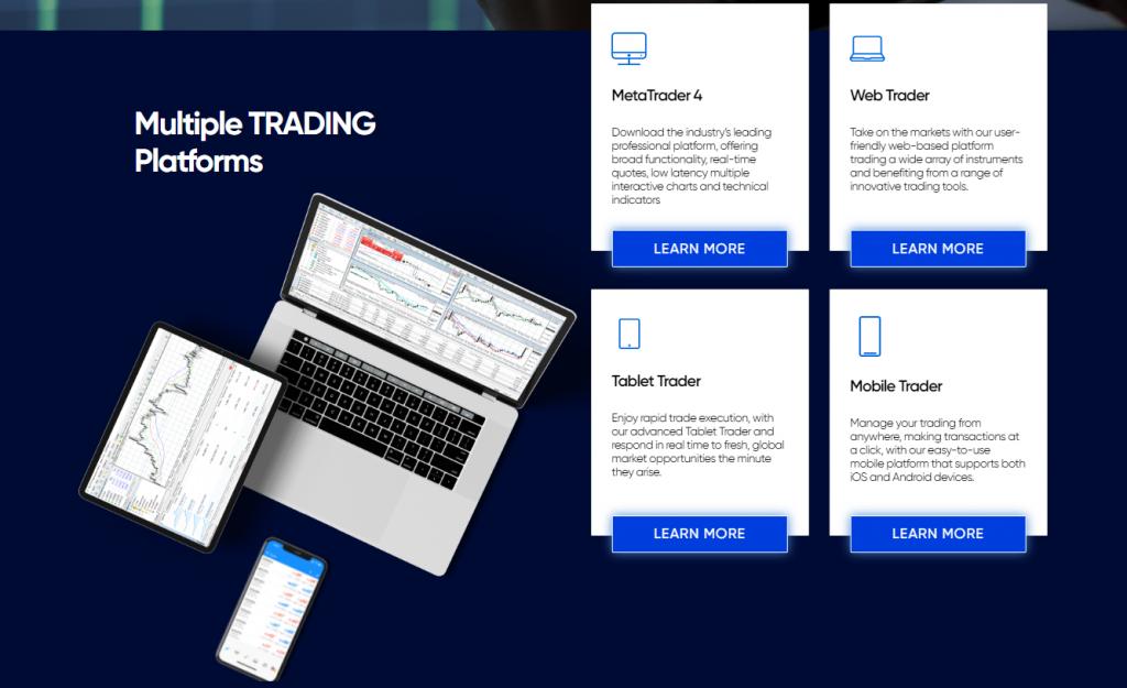 Dow500 trading platforms