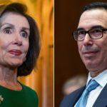 dollar and stimulus negotiations