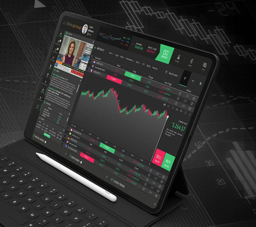 Eiro Group platform