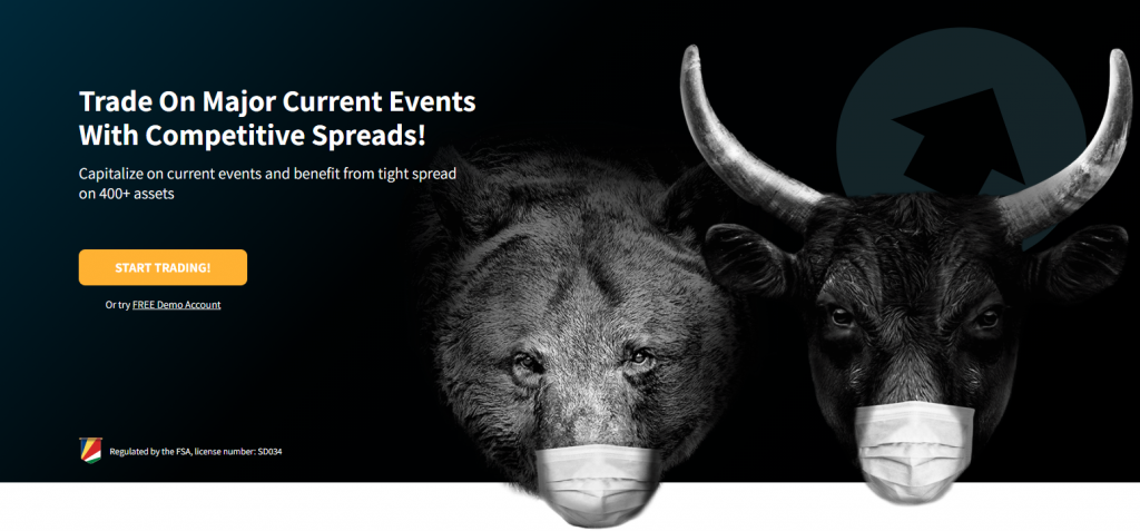 Axia Investments trading conditions